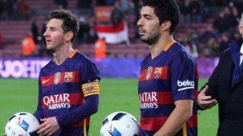 barcelona aplasta a valencia con 4 de suarez y hat-trick de messi