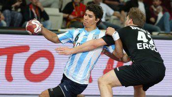 La figura del handball argentino no irá a Río