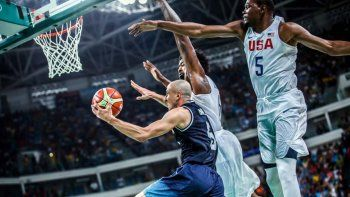 argentina no pudo con la jerarquia del dream team en el final de la era dorada del basquet copy
