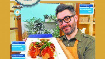 Con Cocineros Argentinos
