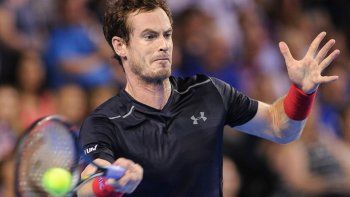 murray supero a guido pella y la serie quedo 2 a 2