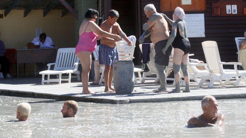 La Laguna del Chancho es un clásico centro de atracciones para turistas.