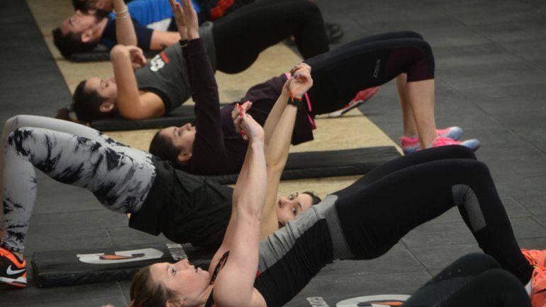 Con la tarjeta también se obtienen beneficios en los gimnasios.