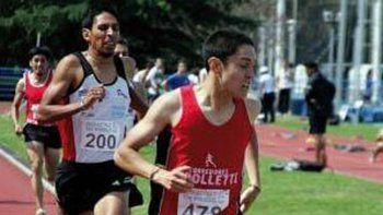 Ruiz fue cuarto en dos pruebas diferentes del Nacional.