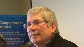 Alberto Diomedi destacó el anuncio del gobierno nacional.