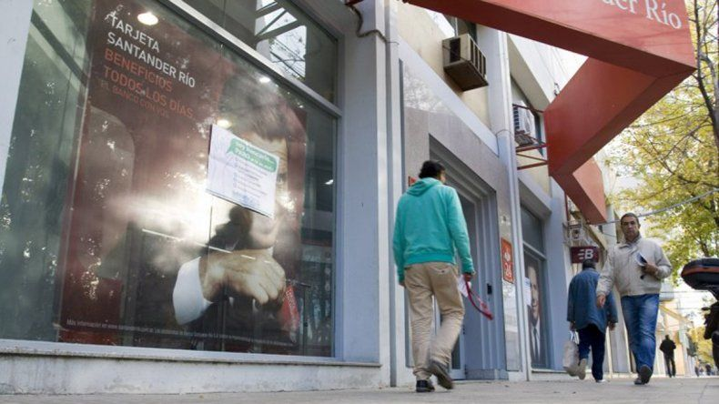 Bancarios pararán por 24 horas este viernes