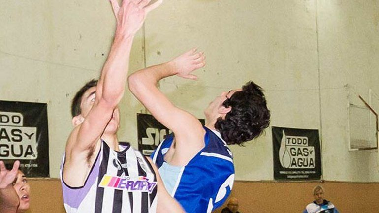 El Albinegro derrotó a Atlético en uno de los adelantados del Provincial.