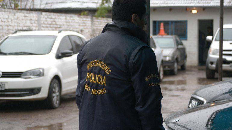 La Brigada de Investigaciones cipoleña atrapó al escurridizo Ancao.