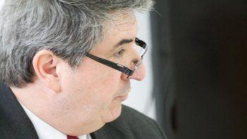 El fiscal Marcelo Gómez se encuentra en el ojo de la tormenta.