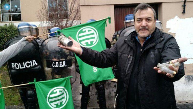 Dirigentes de ATE pidieron no ir presos