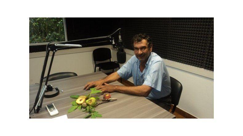 El productor Hugo Galeano es desde el último sábado el nuevo presidente de la Cámara de Villa Regina