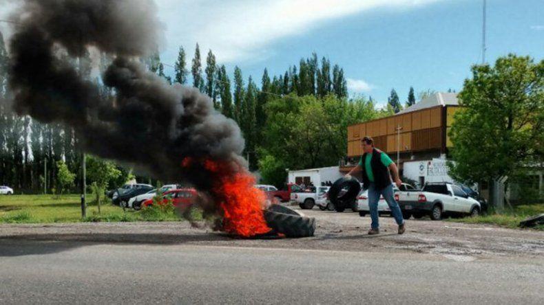 Chacareros meten presión y amenazan con más protestas