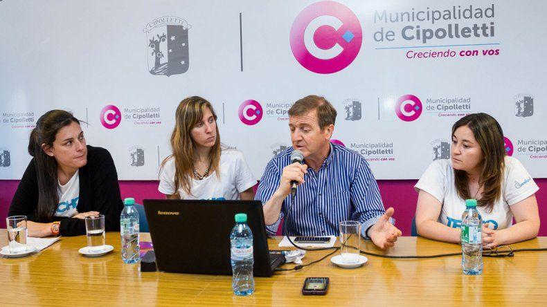 Las referentes zonales de la ONG Techo presentaron ayer los datos del censo de tomas 2016.