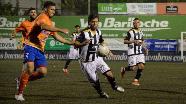 Weiner es el mejor jugador de Cipo en La Visera. En Puerto Madryn entró sólo media hora y no llega al domingo.