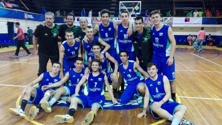 El básquet masculino se metió en la final y hoy enfrentará a La Pampa.