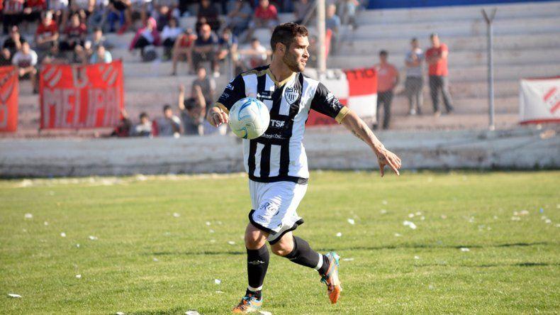 El Coco Giménez tiene asistencia perfecta en el equipo titular de esta temporada.
