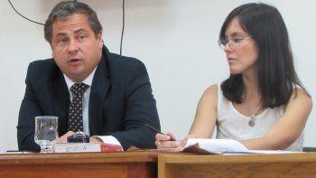 El fiscal Martín Pezzetta destacó las pruebas en contra de los policías.