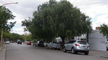 El violento episodio ocurrió en una vivienda ubicada en calle Perú al 70.
