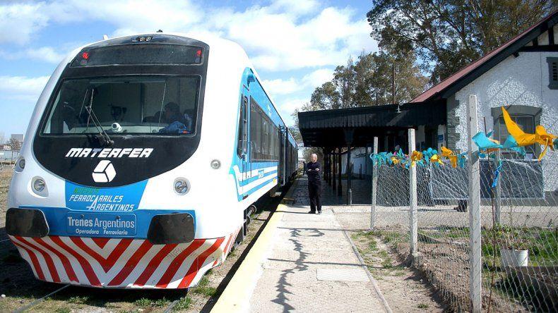 El Tren del Valle retomaría el serviciopor la tarde