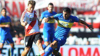 River y Boca empataron sin goles en el Monumental