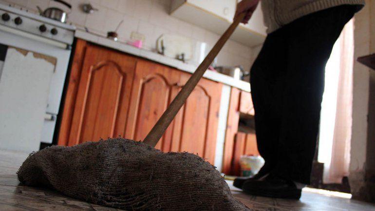 Las empleadas domésticas tendrán un incremento salarial del 15%