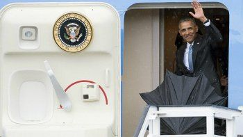 Bariloche espera a Barack Obama