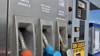 El precio de los combustibles no para de subir.