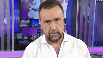 echaron a navarro de c5n y el periodista acuso al gobierno