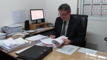 El fiscal Marcelo Gómez avanzó con una acusación por lesiones graves.