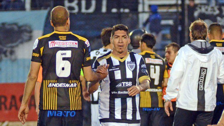 Prieto es una variante repetida por Homann en el ataque de Cipolletti cuando juega como visitante y Villa Mitre lo recibirá el sábado en Bahía.