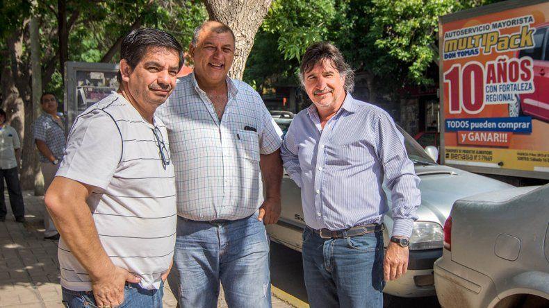 Rubén López aseguró: No es momento para tirar mucho de la cuerda.