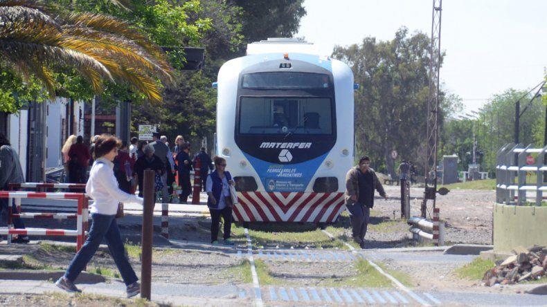 Buscan el aval del Senado para extender el tren de Senillosa a Chichinales
