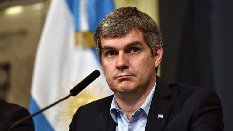 Peña: La reforma no se cayó, está frenada por un senador K