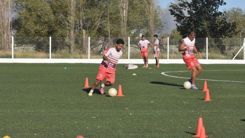 Independiente hace sus primeros movimientos en Ciudad Deportiva pensando en los amistosos.