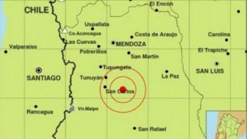 Un sismo de 4