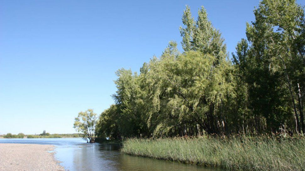 En Balsa Las Perlas se ahogó un joven neuquino  al intentar cruzar el río Limay