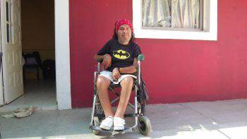Desvalijaron la casa de un músico con discapacidad en Las Grutas