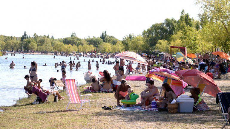 Semana hot: el Valle disfrutará del primer anticipo del verano