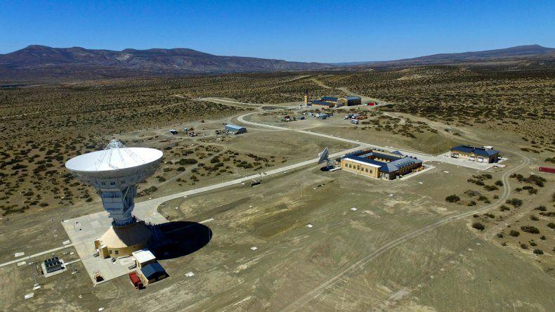 El cruce entre EE.UU y China por la base espacial instalada en Neuquén