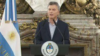 Macri se mostró confiado con las elecciones legislativas