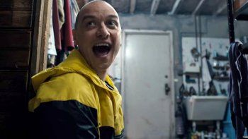 Nuevo rol. Tras interpretar al Profesor X (X-Men), James McAvoy da vida a un personaje oscuro.