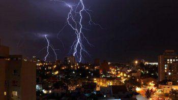Alerta por tormentas fuertes para mañana en el Alto Valle