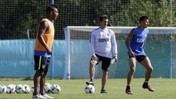 El Melli apuesta a consolidar el equipo sobre las figuras.