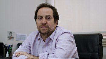 Luciano Hazán.