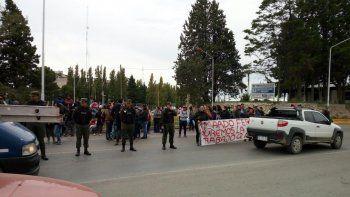Gendarmería liberó los puentes tras una protesta de cooperativas