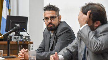 El periodista y locutor Pablo García Aliverti fue condenado hoy a la pena de cuatro años de prisión por el delito de homicidio culposo agravado por atropellar y matar al vigilador Reinaldo Rodas.
