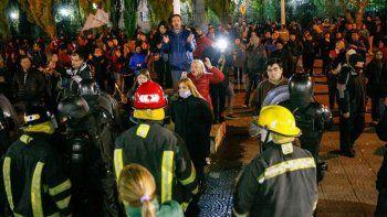Macri calificó como muy graves los incidentes en Santa Cruz