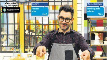 cocineros argentinos te propone un finde a puro ritmo y sabor