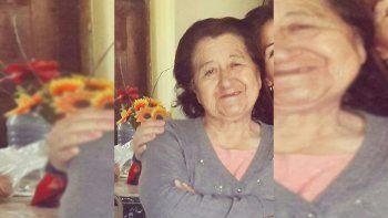 encontraron a la mujer de 79 anos que estaba desaparecida en catriel