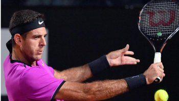 Del Potro desmiente su participación en el repechaje de la Copa Davis